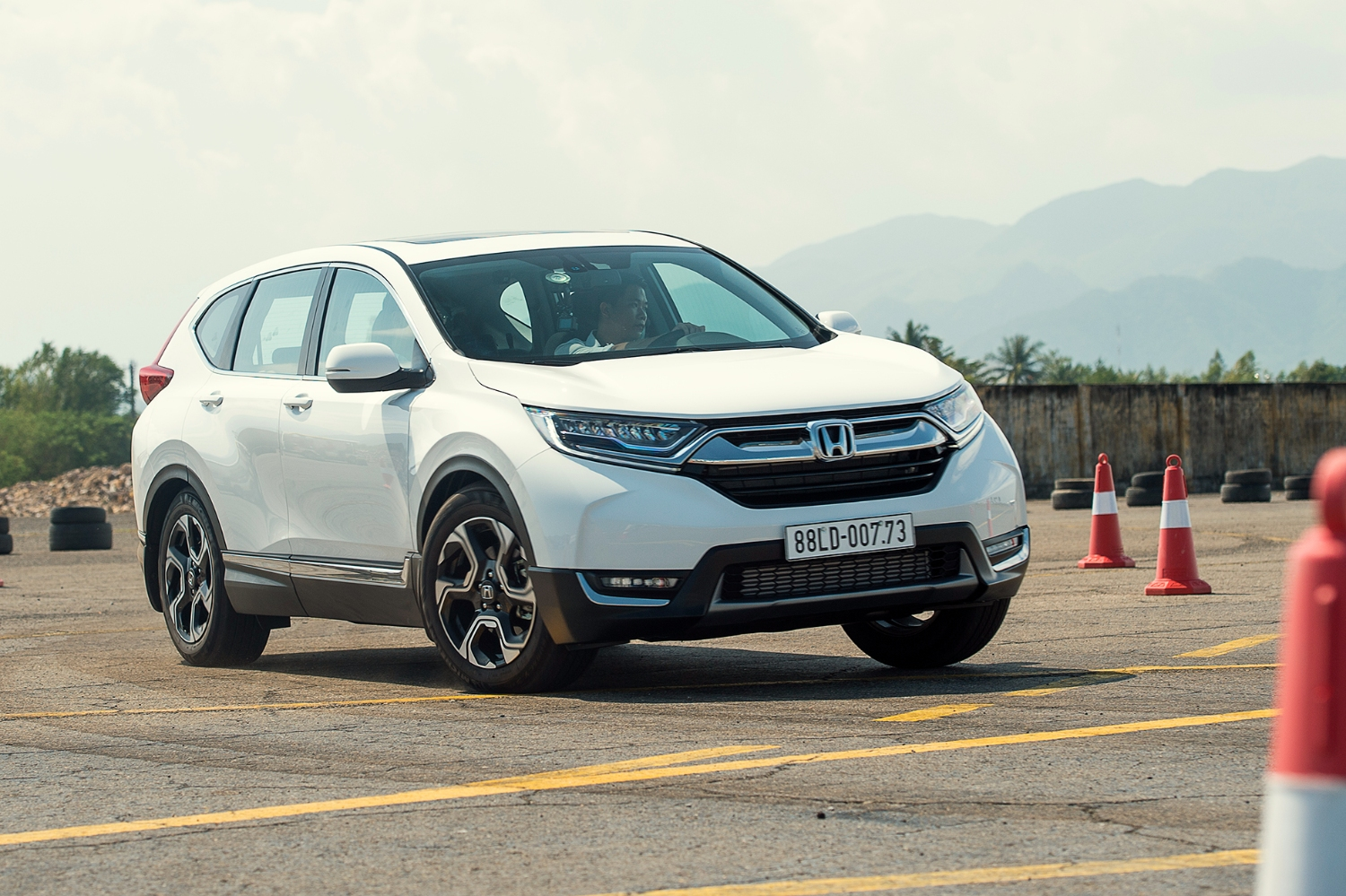 honda crv the he thu 5a